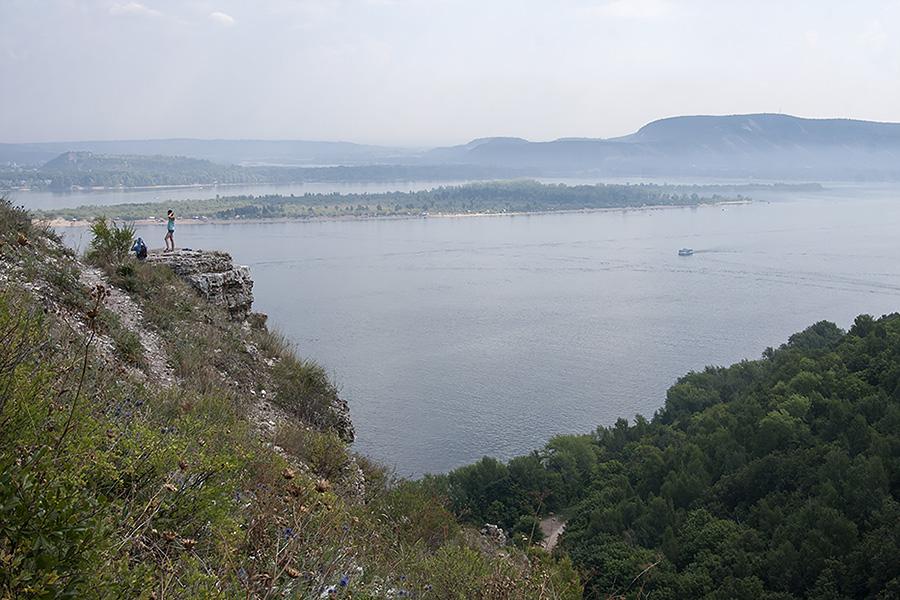 Виды с горы Верблюд. Ширяево