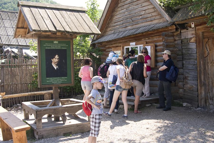 Музей Репина. Село Ширяево