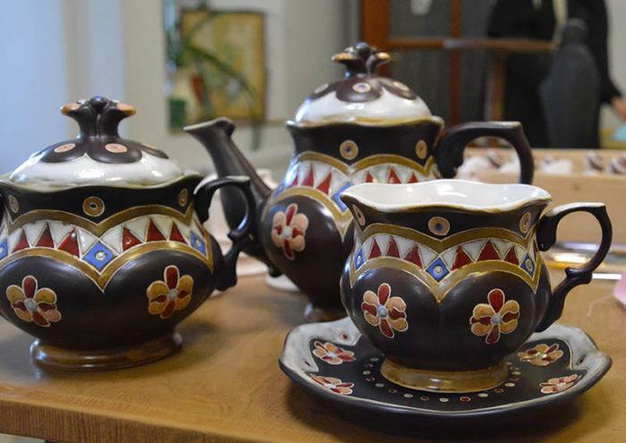 Сольбинская керамика