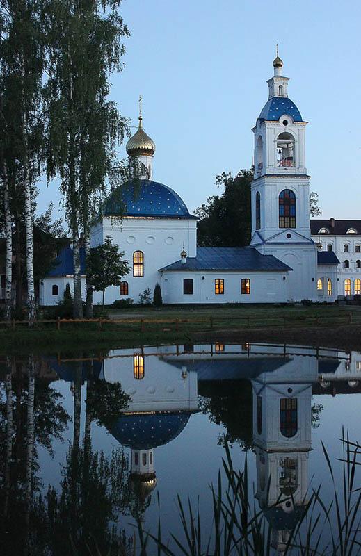 Николо-Сольбинский женский монастырь, Ярославская область