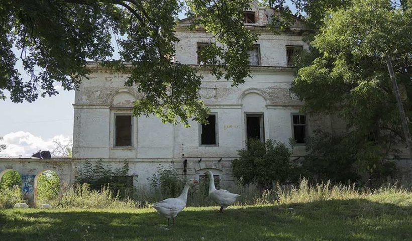 Усадьба Орловых в селе Усолье
