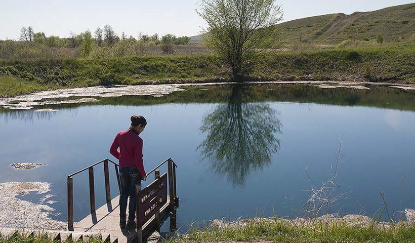 Голубое озеро, Самарская область